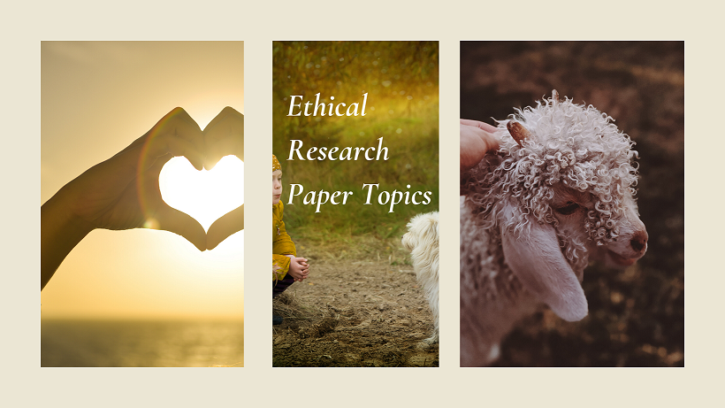 ethical research paper topics