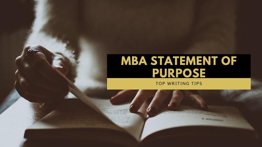 mba statement of purpose